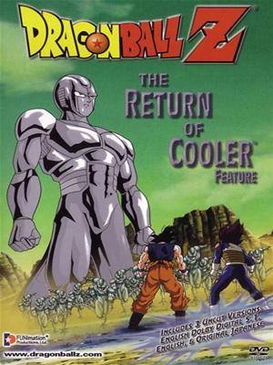 Dragon Ball Z Movie 6: Return Of Cooler