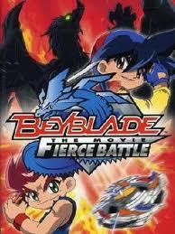 Beyblade The Movie